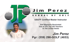 Jim Perez School of Golf