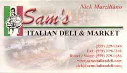 Sam's Italian Deli and Market