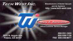 Tech West Inc.