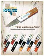California Knives Front